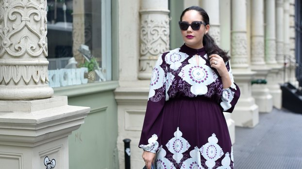 8a3bf5033ec1 The Girl With Curves x Lane Bryant Collection Is Finally Here — And  Everything Is Under