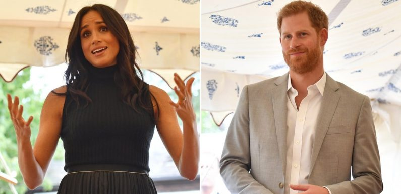 Meghan Markle Gives Her First Royal Speech, and Prince Harry's Reaction Will Make You Smile