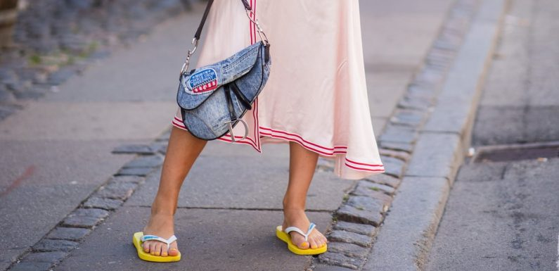 Flip-Flops Are the It Shoe of the Moment —We Kid You Not