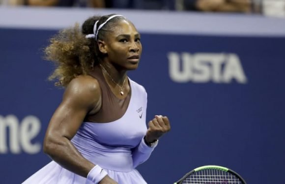 Sublime Serena storms into another US Open final