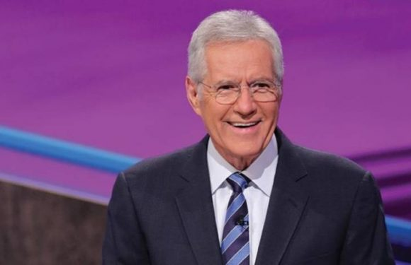 Alex Trebek Has a Beard Now and 'Jeopardy!' Fans Are Freaking Out