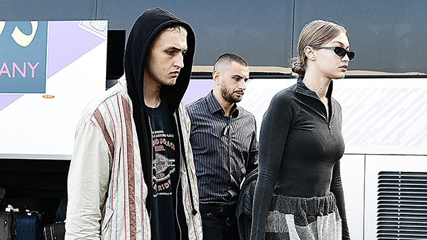 Anwar Hadid Lands In Milan For Fashion Week With Gigi: Will He Reunite With Kendall?