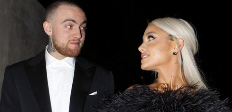 Ariana Grande Writes Heartbreaking Message to Mac Miller a Week After His Death