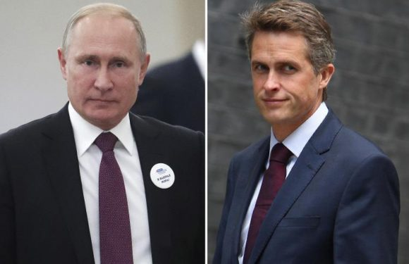 Putin hackers fake Defence Secretary Gavin Williamson's emails to swindle wealthy Tory donors