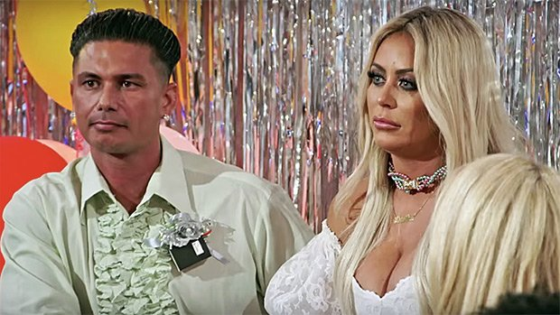 'Marriage Boot Camp': Aubrey O'Day Felt 'Hopeless & Suicidal' In Relationship With Pauly D