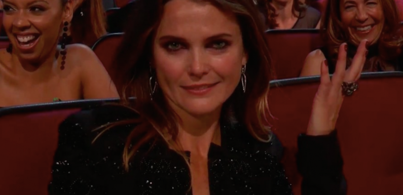 Keri Russell's 2018 Emmy Awards Reaction Is The Internet's New Unbothered Meme