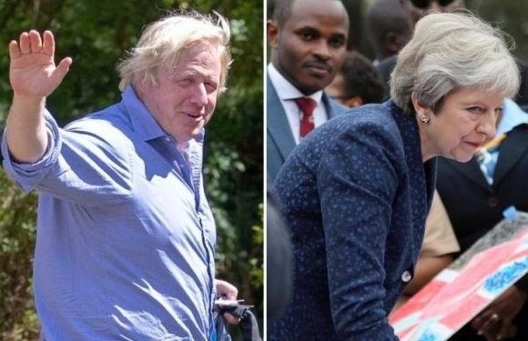 Boris Johnson slams 'scandalous' Theresa May Brexit deal and claims 'we haven't even tried'