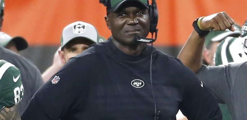 Todd Bowles is on the clock now after this Jets disaster