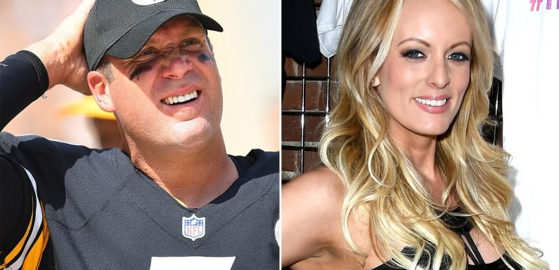 Ben Roethlisberger 'terrified' Stormy Daniels after asking her for kiss in hotel
