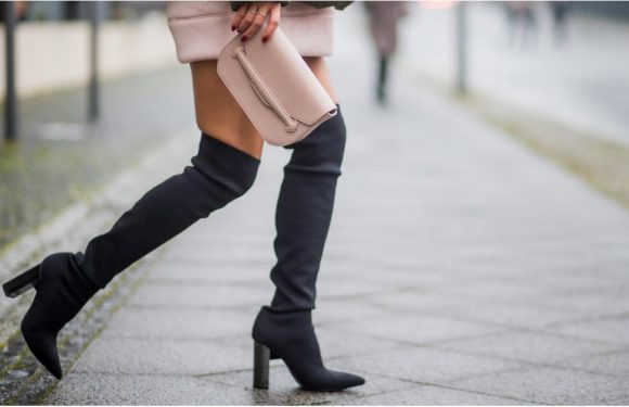 11 Over-the-Knee Boots You Can Wear With Absolutely Everything This Fall