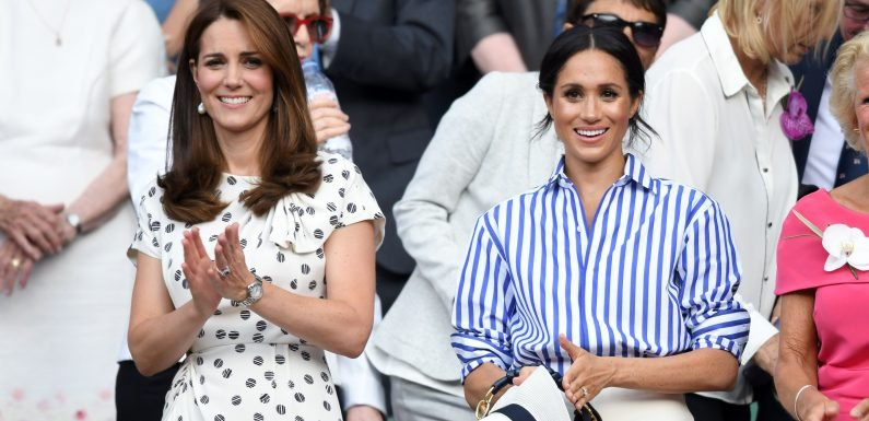 Serious Question, Who Pays for Meghan Markle and Kate Middleton's Clothes?