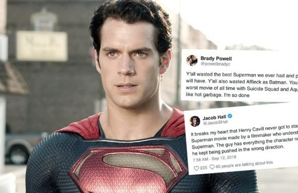 Superman Fans Lash Out After Warner Bros. Reportedly Dumps Henry Cavill — But His Manager Gives Hope