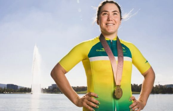 Chloe Hosking re-signs with Alè-Cipollini and sets sights on worlds