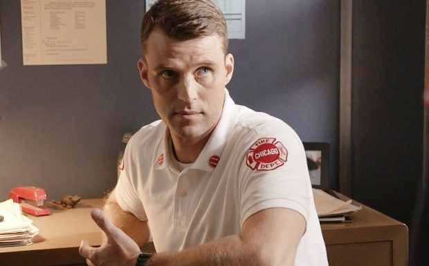 Chicago Fire Sneak Peek: Casey Gets Angry About His Murky Marital Status