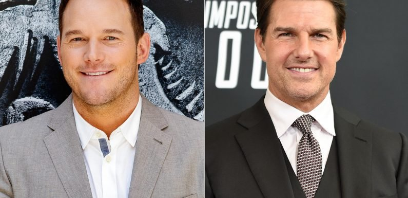 Chris Pratt Says He Admires Tom Cruise's Reputation as 'a Really Nice' Guy: 'He's the Best'