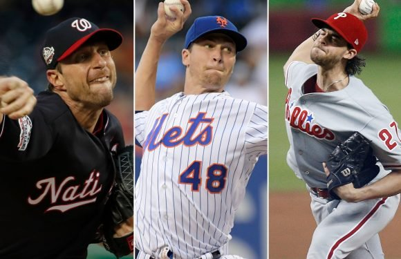 We surveyed NL Cy Young voters, and Jacob deGrom is looking good