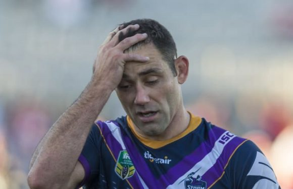 Cameron Smith: 'We got in trouble for not slowing down the play-the-ball enough'