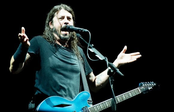 Foo Fighters Forced to Reschedule Shows After Dave Grohl Loses Voice
