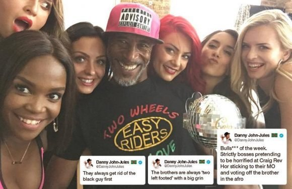 Strictly Come Dancing in race row after contestantDanny John-Jules accused judges of making racist decisions