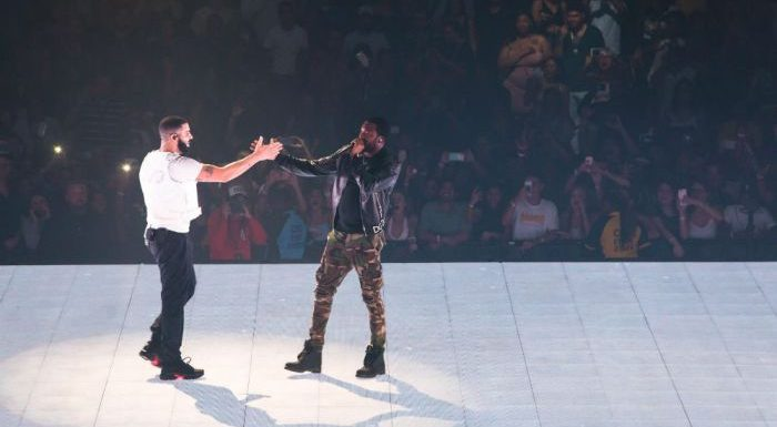 Drake Brings Meek Mill Onstage in Philadelphia (Watch)