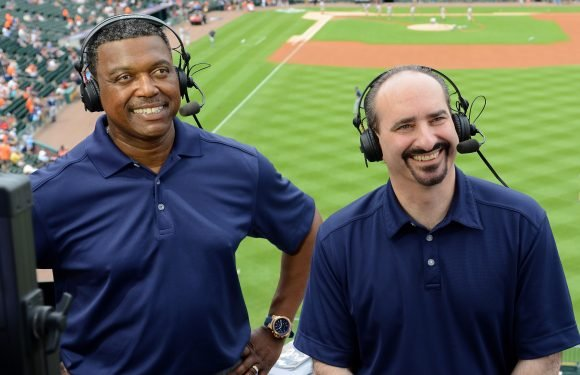 Tigers announcers' fight started over chair, ended with choke