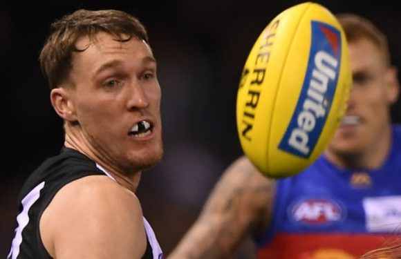 Collingwood need to make it Ground-ball day