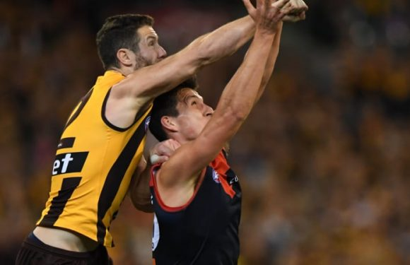'Hands in the back' rule to be abolished by AFL Commission