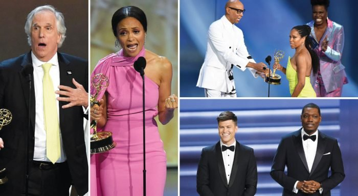 Variety's Critics Break Down the Highs and Lows of Emmys 2018
