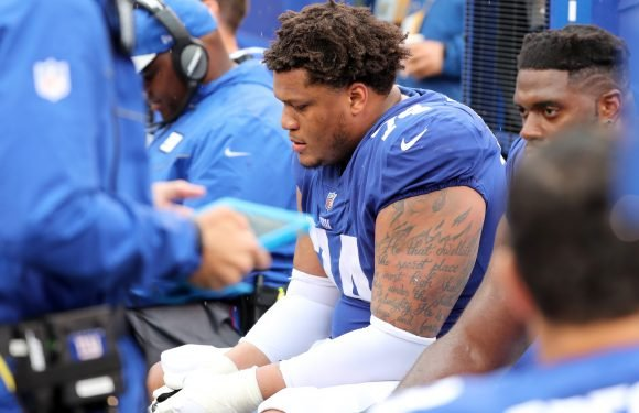 Giants' refusal to criticize Ereck Flowers is getting conspicuous