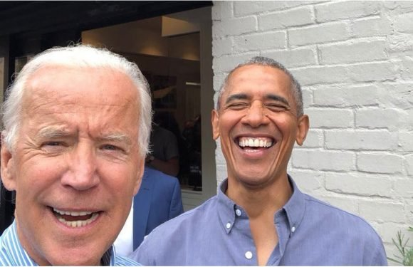 "Barack Obama Broke His No-Selfies Rule to Welcome His ""Brother"" Joe Biden Back to Instagram"