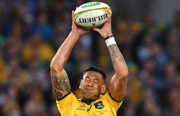 High time the Wallabies got on board with Air Israel