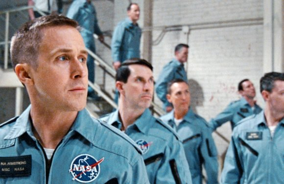 Neil Armstrong's Sons Defend 'First Man' Biopic Against 'Anti-American' Claims