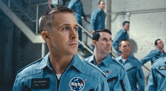 Box Office: 'First Man' to Blast Off With $20 Million-Plus Debut