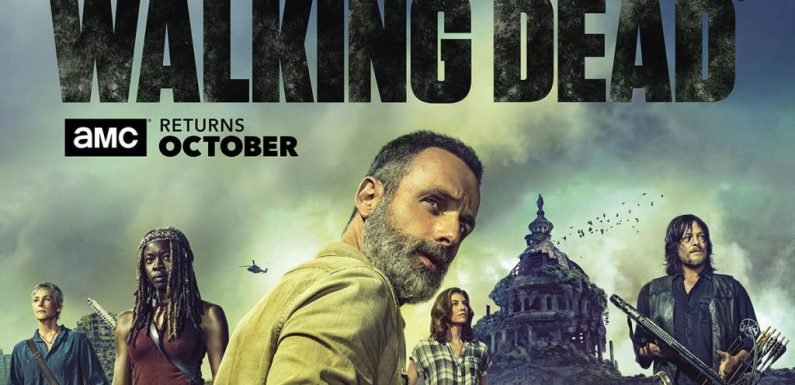 The Walking Dead will reportedly expand universe with multiple movies and new TV shows