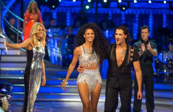 Strictly Come Dancing unveils new hunky professional Graziano Di Prima and fans are pretty excited