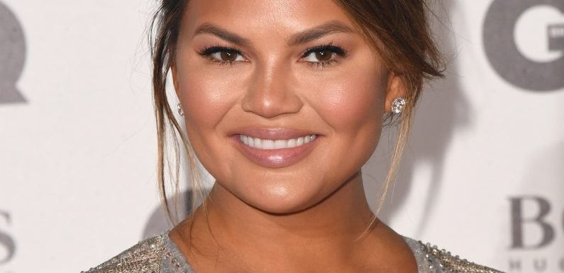 Do Enjoy This Video of Chrissy Teigen Falling Over, Because She Tweeted It So She Must Be OK!