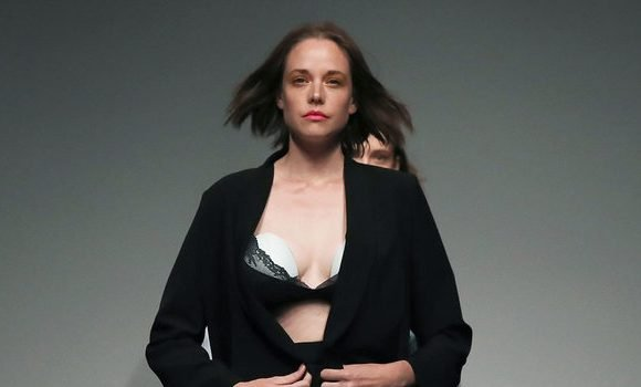 A Model Used a Breast Pump on the Runway
