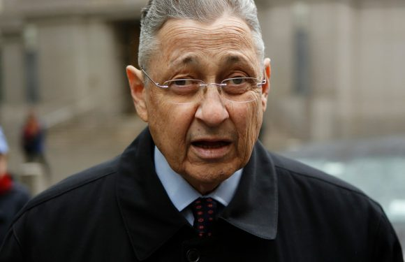 Sheldon Silver is going straight to jail