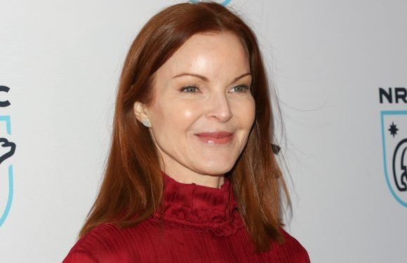 Marcia Cross reveals she's recovering from anal cancer
