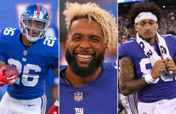 The Giants have never had a mouthwatering trio like this
