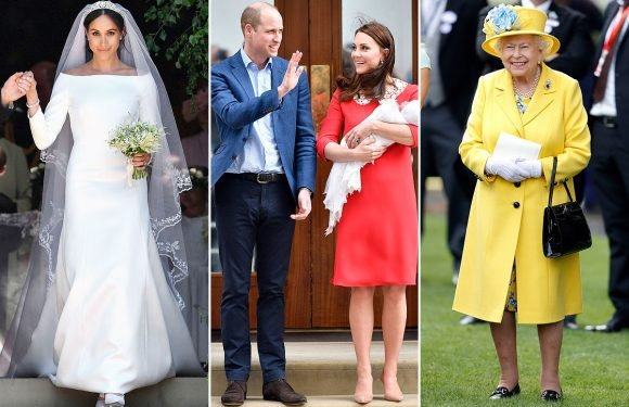 How to Dress Up Like Meghan Markle, Kate Middleton, and the Rest of the Royal Family for Halloween