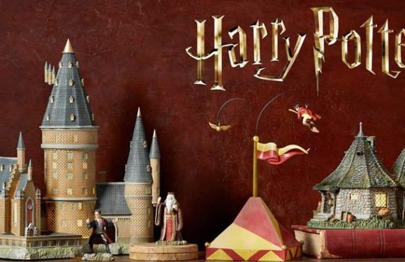 Cool Stuff: This 'Harry Potter' Christmas Village Will Make the Holidays Magical
