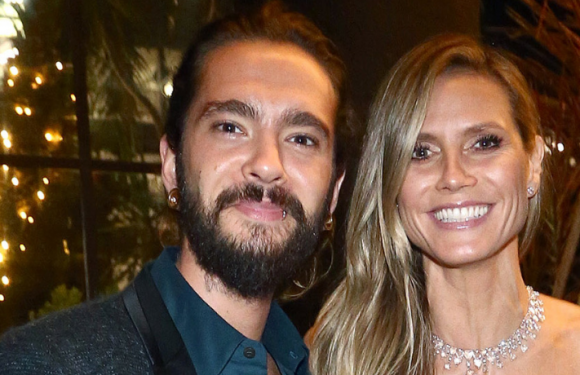 Heidi Klum Is All About Her New Boyfriend, Tom Kaulitz, But His Instagram Page Has No Trace Of The Supermodel