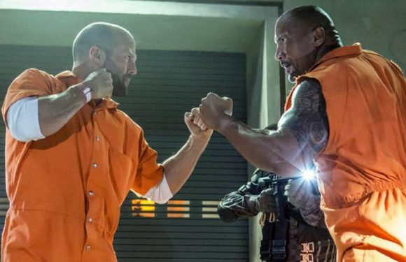 Dwayne Johnson Shares First Photo From 'Hobbs and Shaw,' the 'Fast and Furious' Spinoff