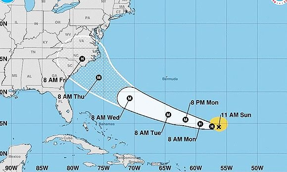 Hurricane Florence: What To Know — Will It Hit Your State & When?