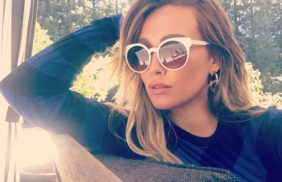 Hilary Duff Says She's Been Saving Clothing for Her Soon-to-Be-Born Daughter 'for 10 Years!'