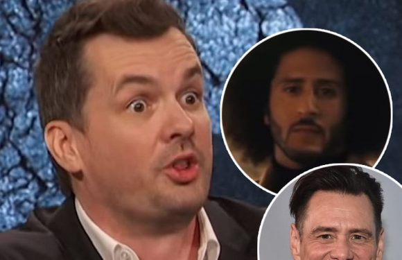 Jim Jefferies Burns Jim Carrey for Being 'Duped' by Nike's Colin Kaepernick Ad: 'Corporations Don't Have Progressive Values'