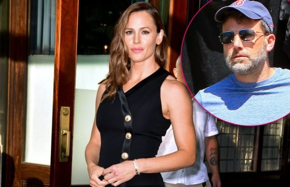 Jen's Epic Hubby Hunt: A-List Pals Finding Divorced Actress The Perfect Man