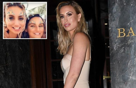 Ferne McCann opens up about ending feud with Sam Faiers on Billie's hen do and says they had the 'best time' together