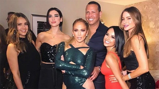 Jennifer Lopez Goes Commando In VIP Meet & Greet Outfit And Has Never Looked Sexier — PICS